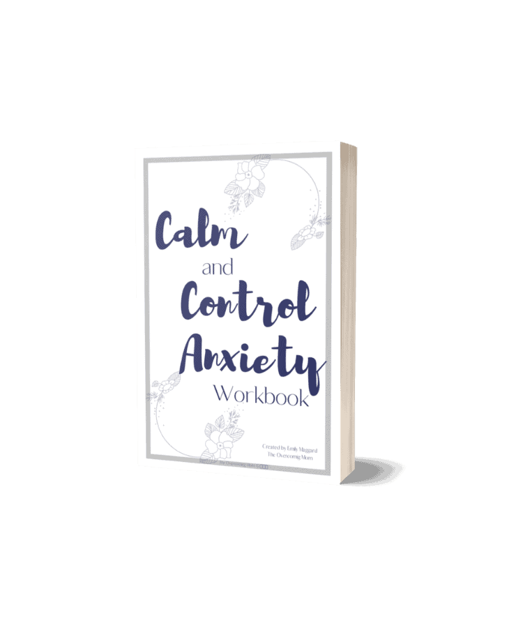Calm and Control Anxiety Workbook