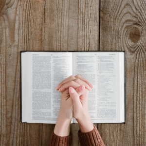 How to pray when you're overwhelmed