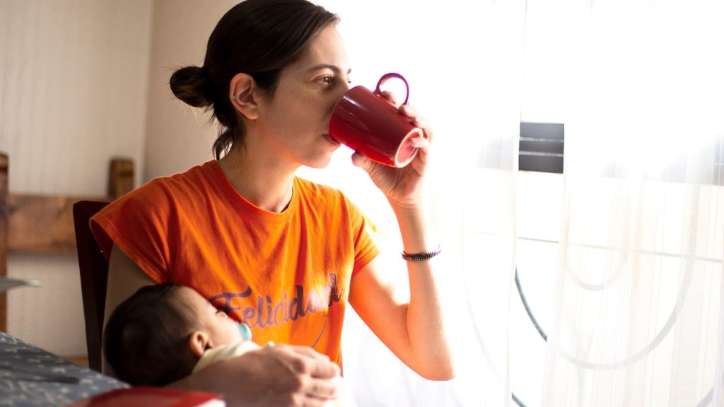 7 Ways To Find More Time For Yourself As A Mom